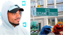 Chance the Rapper en negociaciones para unirse a Plaza Sésamo