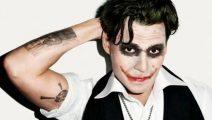 Johnny Depp podría ser el Joker