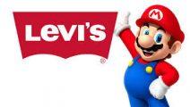 Levi's lanza colección de Mario Bros.