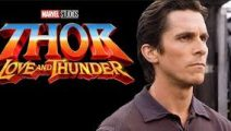 Confirmado: Christian Bale será el villano de Thor: Love and Thunder