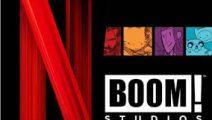 Netflix se alía con BOOM! Studios