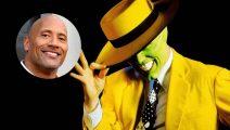 Dwayne Johnson podría ser el villano de La Máscara