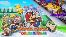 Nintendo anuncia Paper Mario: The Origami King