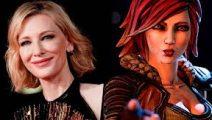Cate Blanchett protagonizará Borderlands