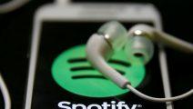 Spotify amplía su almacenamiento