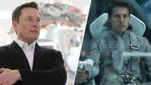 Tom Cruise hará una película en el espacio exterior