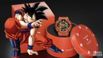 Casio anuncia reloj de Dragon Ball Z