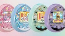 Anuncian Tamagotchi ON Wonder Garden