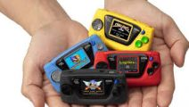 Sega anuncia Game Gear Micro
