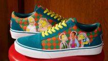 Vans lanza colección de Los Simpson