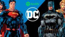 Los superhéroes de DC tendrán podcasts