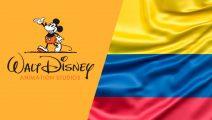 Disney prepara una película animada de Colombia