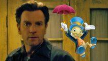 Ewan McGregor será Pepe Grillo en Pinocho