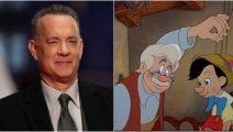 Tom Hanks podría ser Geppetto