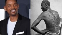 Will Smith protagonizará Emancipation