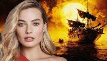 Margot Robbie protagonizará la nueva película de los Piratas del Caribe