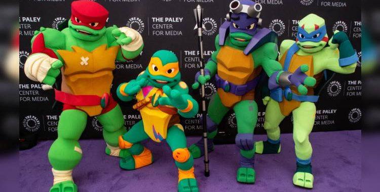 Las Tortugas Ninja tendrán una nueva película en 3D
