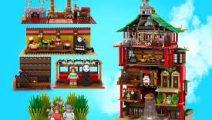 LEGO podría lanzar un set de El viaje de Chihiro