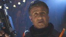 Sylvester Stallone se suma al Escuadrón Suicida