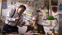El agente Topo representará a Chile en los Óscar