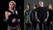 Miley Cyrus le hará un disco tributo a Metallica