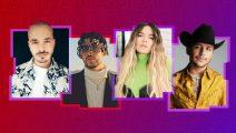 Estos son los nominados de los Latin AMAs