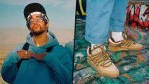 Bad Bunny y Adidas lanzan zapatillas