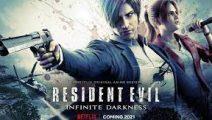 Netflix anuncia elenco de Resident Evil: Infinite Darkness