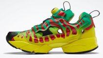 Reebook anuncia zapatillas de Jurassic Park