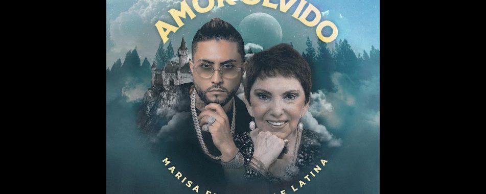 Marisa y El Calle Latina juntos en Amor & Olvido