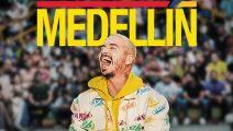 J Balvin anuncia El niño de Medellín