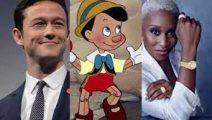 Cynthia Erivo y Joseph Gordon-Levitt se unen a Pinocho