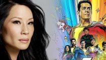 Lucy Liu se suma a Shazam! 2
