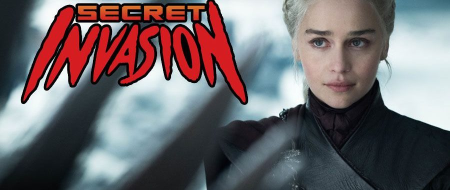 Emilia Clarke se une a Secret Invasion