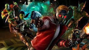 Anuncian videojuego de Los Guardianes de la Galaxia