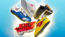 Reebok lanza zapatillas de los Power Rangers