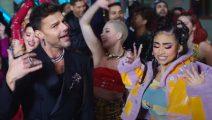 Ricky Martin y Paloma Mami juntos en Qué rico fuera