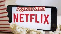 Estos son los estrenos de Netflix en agosto