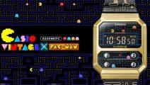 Casio anuncia reloj de Pac-Man