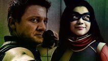 Hawkeye y Ms. Marvel llegarán este año