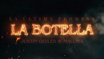 Maluma y Justin Quiles se unen en La Botella