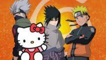 Naruto y Hello Kitty se fusionan en un Funko Pop