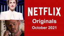 Estos son los estrenos de Netflix en octubre