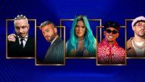 Estos fueron los ganadores de los Billboard latinos