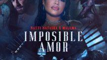Maluma y Natti Natasha juntos en Imposible amor
