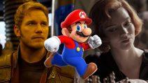 Nintendo anuncia elenco de la película de Mario Bros