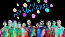 Coldplay y BTS juntos en My Universe