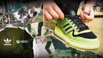 Adidas y Xbox lanzan zapatillas